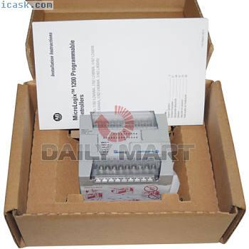 新密封盒AB Allen Bradley 1762-L24BWA MicroLogix 24VDC PLC