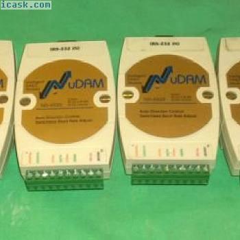 4件NuDAM ND-6520 RS232至RS485 RS422转换器(#2589)