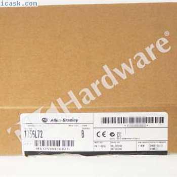 新艾伦布雷德利1756-L72 / B ControlLogix Logix5572处理器固件1.010数量
