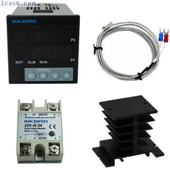 INKBIRD ITC-106VH数字PID温度控制器am.hg0088.com代理3|官方网站风扇华氏C&