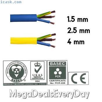 北极3芯Flex电缆3183A |