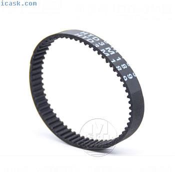 HTD 3M闭合同步带3mm间距10-15mm宽度 -  CNC驱动器 -  120mm至495mm