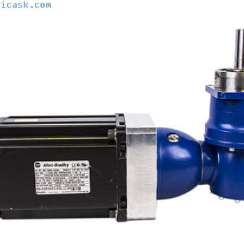 ALLEN-BRADLEY MPL-B520K-MJ24AA + SPK + 100S-MF2-100-0H1-1K01