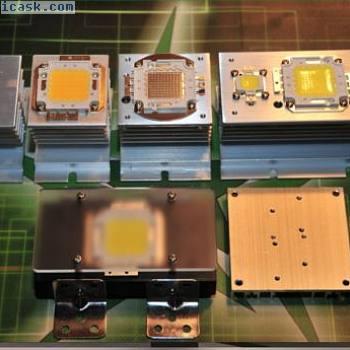 3  -  120 W的LED散热器LED芯片/散热器DIY泛光灯SMD泛光灯