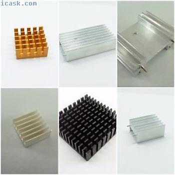 多尺寸和类型选择散热器铝制散热器散热片散热器