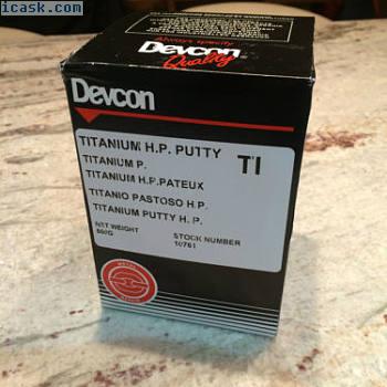 全新Devcon Titanium H.P.