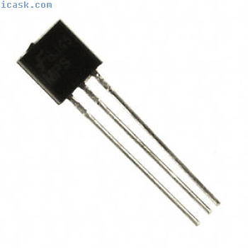 10x晶体管NPN 2N2222 TO-92