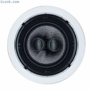 Magnat内部IC 62 75W白色扬声器 - 扬声器(通用,2路,In