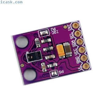 GY-9960-3.3 APDS-9960 RGB红外线感应运动方向识别模块