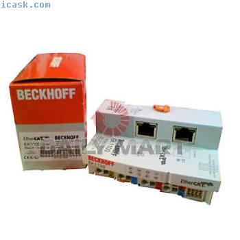 新型Beckhoff EK1100 EtherCAT端子耦合器