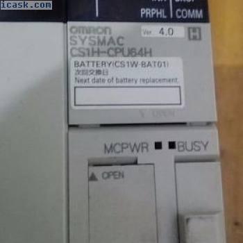 欧姆龙PLC SYSMAC CPU CS1H-CPU64H