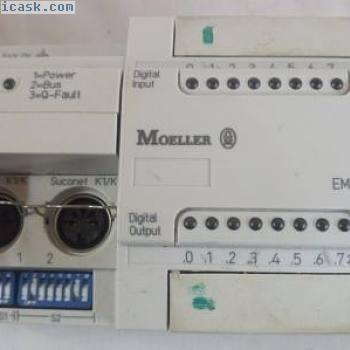 默勒EM4-101-DD2扩展模块使用