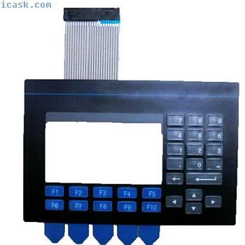 Allen Bradley Panelview 550键盘(2711-K5A10 K5A12 K5A14 K5A16 K5A20)