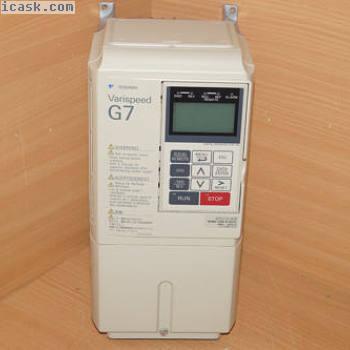 安川VARISPEED G7变频器cimr-g7a22p2
