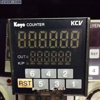 光洋计数器KCV-6S