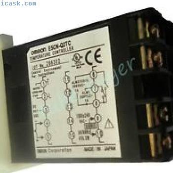 欧姆龙E5CN-Q2TC E5CNQ2TC温度控制器