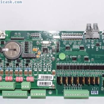 TELVENT PLC 0531100001B4开关控制板,TCI-201390503R3 ST-SOL