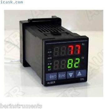 PID温度控制器,W / 30 RAMP / SOAK,SSR输出