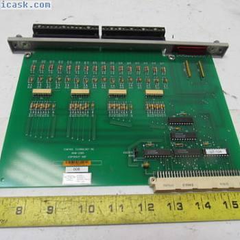 控制技术CTI 901B-2585 16PT TTL输入模块卡
