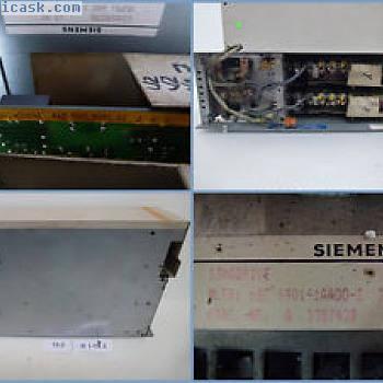 西门子6SC 6901-1aa00-Z Z = 2XA15 6SC6502-0AB02 + 6SC6502-0AB01