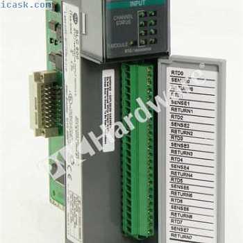 Allen Bradley 1746-NR8 / A SLC 500 RTD /电阻模拟量输入模块8-P数量