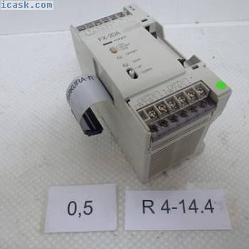 三菱FX-2DA V1:0 0电源DC24V