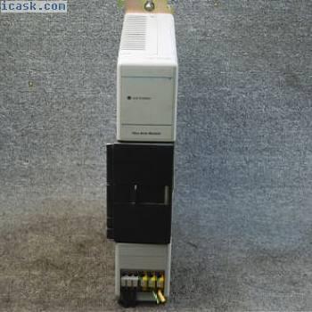 AB,ALLEN-BRADLEY BULLETIN 1394交流伺服控制器轴模块10KW 1394-AM50#1