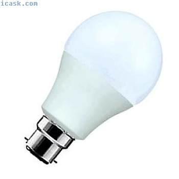 12瓦BC B22卡口LED灯泡GLS传统风格灯暖白色