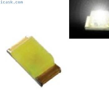 S185  -  100片SMD LED 0603白色LED白色