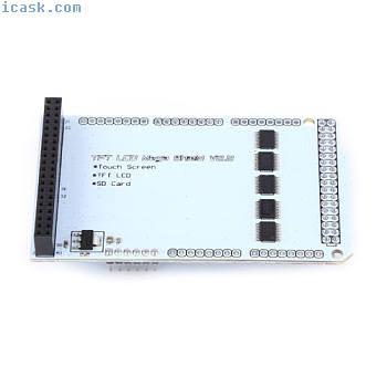 "3.2""TFT LCD Mega Shield V2.2扩展板Arduino Mega2560 UNO R3 OB"
