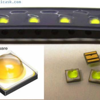 7件7件欧司朗OSLON方形LED 4000K CRI 96&gt2W LCW CQAR.CC 3030