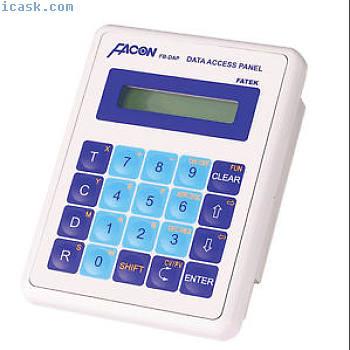 Facon Fatek PLC简单的人机界面HMI FBs-DAP-CR RS232 RFID NIB