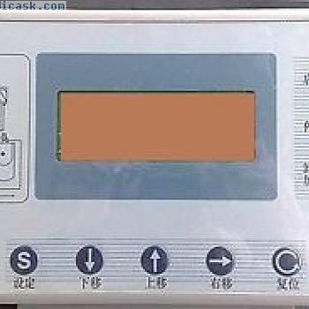 空压机控制器显示MAM-200新