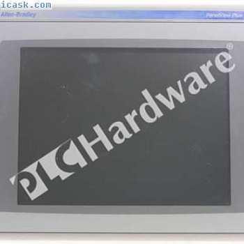艾伦·布拉德利2711P-RDT12H屏幕上的彩色高亮显示屏