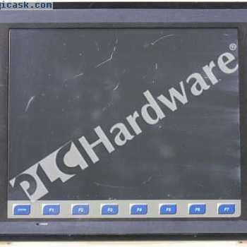 霍纳电气HE-QX651操作员控制台,带HE-BP41 24V DC,刮痕