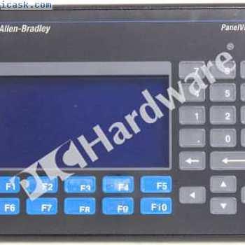 Allen Bradley 2711-K5A2 Series H PanelView 550 MonoKeypadDH-485 AC数量