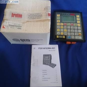 QEM Qpanel人机界面QAW32-01P201AF02M4-001T0 PLC运动控制器R2 + H1-CD1
