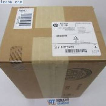 Allen Bradley 2711P-T7C4D2 PanelView plus 700彩色触摸面板