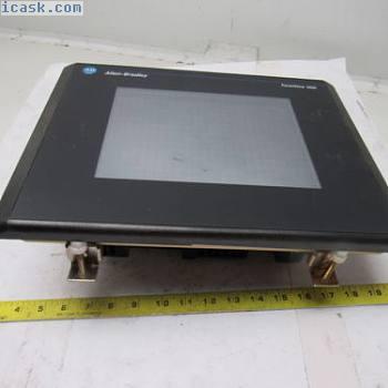 Allen Bradley 2711-T10C20L1 Ser D Rev D PanelView 1000 FRN 4.41接口
