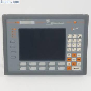 GE电力控制TBKDC-16-0345 T线操作员接口TBKDC160345