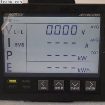 ROOTECH ACURA 2300高精度数字电能质量计