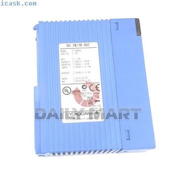 横河电机新型F3WD64-3P PLC 64点IO模块
