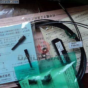 TAKEX新型FR84BC PLC FO电缆光纤传感器