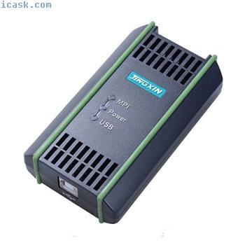 6ES7 972-0CB20-0XA0用于西门子S7-200300400 PLC的电缆USB至RS485适配器