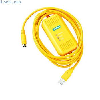 proface的USB-GPW-CB03触摸屏编程通讯电缆
