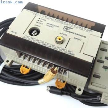 欧姆龙F150-C10E-2 VISION MATE控制器和控制台键盘F150-KP,MONITOR CABLE