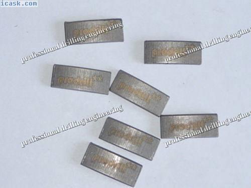 """27片新型高级钻石核心钻头直径为102毫米(4"""")"""