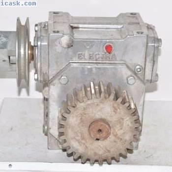 Electra Motors 26M30NV齿轮减速机30:1比率7712889-RK