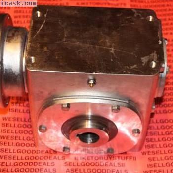 斯特林电气S2325HQ04056141 40:1不锈钢新型直角齿轮箱