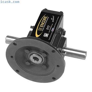 WINSMITH E35MWNS 100:1 56C WASHDOWN铸铁C面速度减速器4GAP1新!